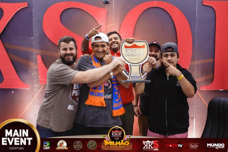 Gabriel Esteves crava KSOP Natal/CardPlayer.com.br