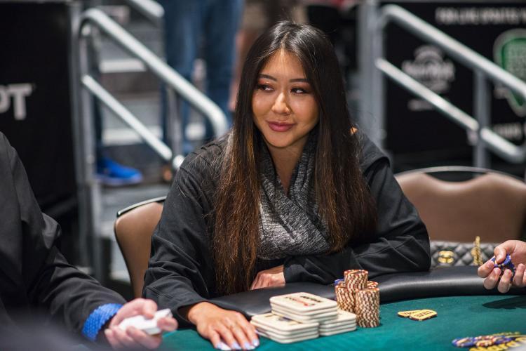 Maria Ho avança para a decisão do WPT Seminole Hard Rock Poker Showdown/CardPlayer.com.br