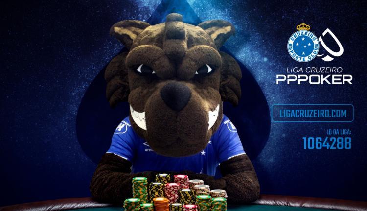 Cruzeiro anuncia parceria com o PPPoker/CardPlayer.com.br