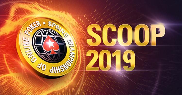 PokerStars coloca mais cinco eventos na grade do SCOOP/CardPlayer.com.br
