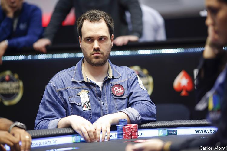 Bernardo Dias é vice no Evento 27 da WSOP e fatura US$ 308 mil/CardPlayer.com.br
