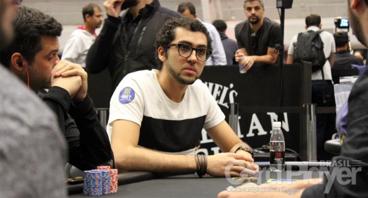 Rafael Moraes está no Dia 4 da Bellagio Cup XIII/CardPlayer.com.br