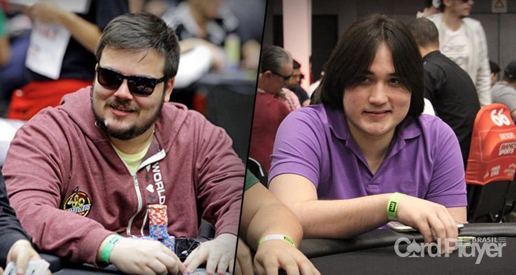 Pedro Cavalieri e Dante Goya fazem acordo e levam R$ 60 mil cada no Monday 6-Max/CardPlayer.com.br