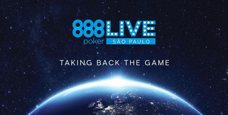 888Live São Paulo vai levar campeão do Main Event para a WSOP Europa/CardPlayer.com.br