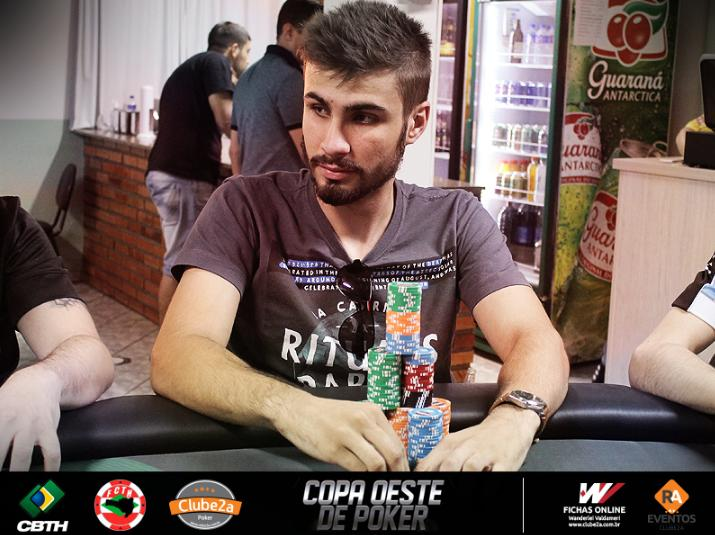 "Eduardo ""Any2vsYou"" Rodrigues é vice do Evento 57-M do WCOOP/CardPlayer.com.br"