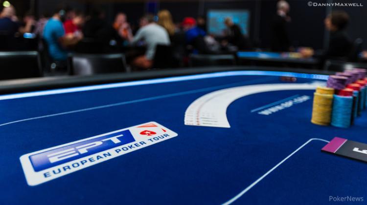 Última etapa do EPT vai ter cem torneios/CardPlayer.com.br