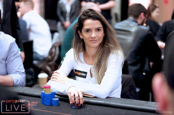 Dayane Kotoviezy conquista US$ 25 mil no Caribbean Poker Party/CardPlayer.com.br