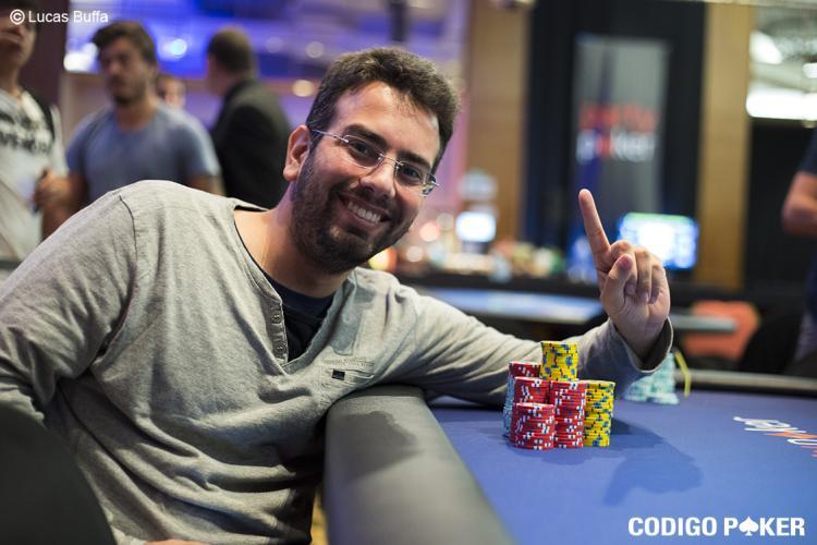 André Sá lidera a decisão do Main Event do WSOP Circuit Uruguai/CardPlayer.com.br