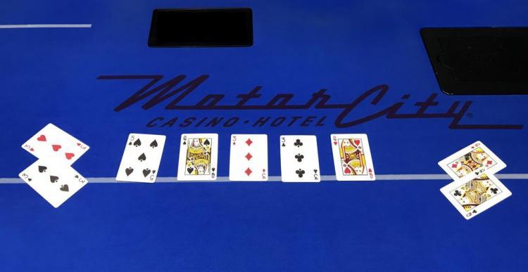Cassino de Detroit paga maior bad-beat jackpot da história dos EUA/CardPlayer.com.br