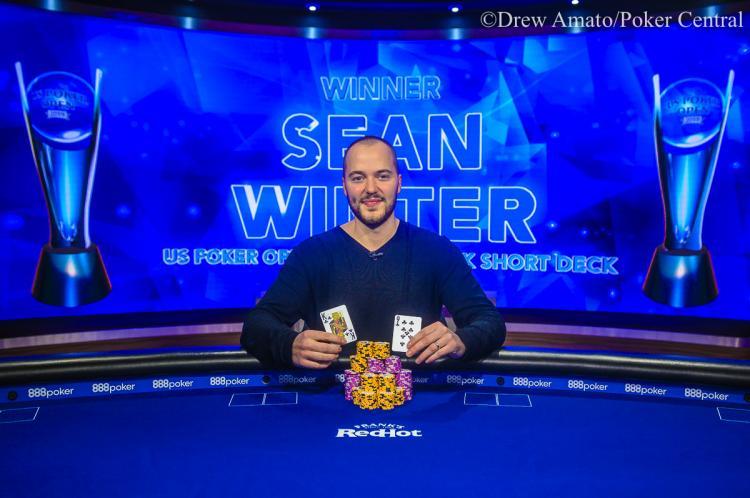 Em quarta FT no U.S. Poker Open, Sean Winter leva a melhor no Evento 4/CardPlayer.com.br