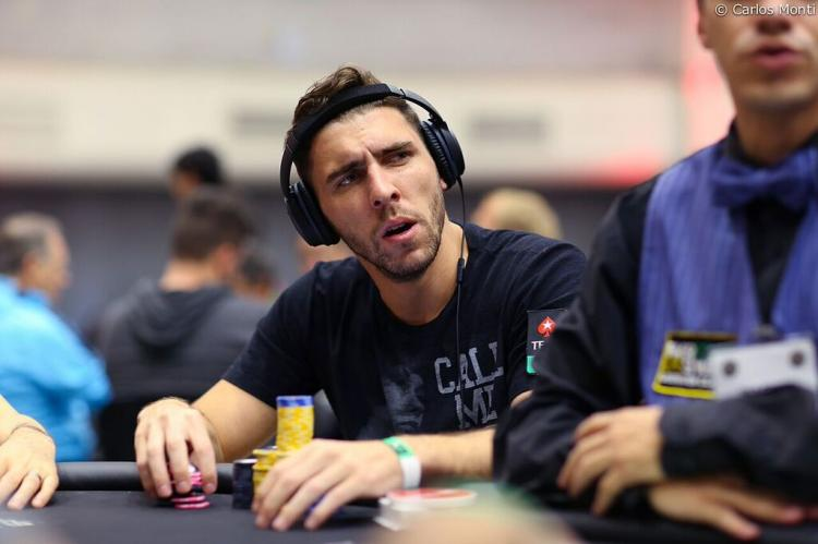 Caio Pessagno é vice do Battle Royale do PokerStars/CardPlayer.com.br
