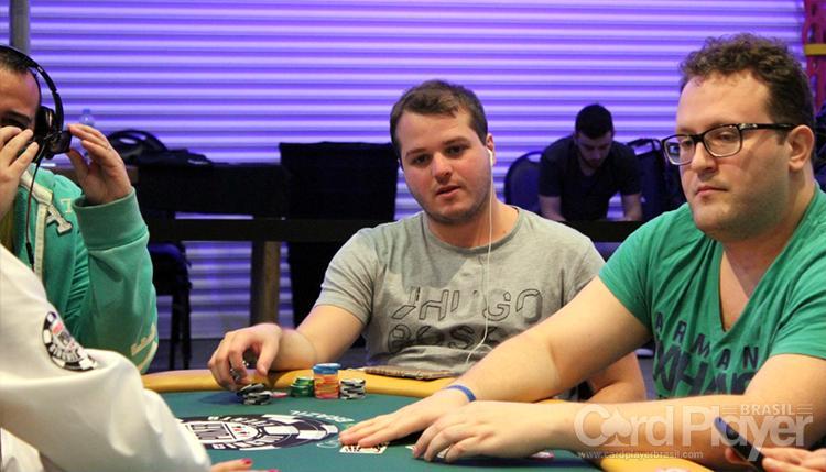 """Luciano """"Luciano S.H"""" Hollanda crava o Bounty Builder $215/CardPlayer.com.br"""