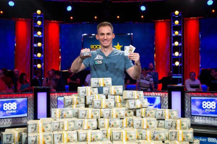 Justin Bonomo vence The Big One e se torna o jogador que mais ganhou dinheiro na história do poker/CardPlayer.com.br