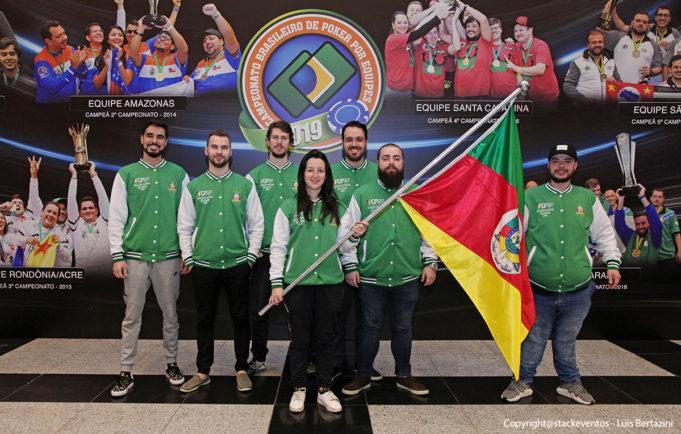 Rio Grande do Sul puxa a fila no Dia Final do Campeonato Brasileiro por Equipes/CardPlayer.com.br