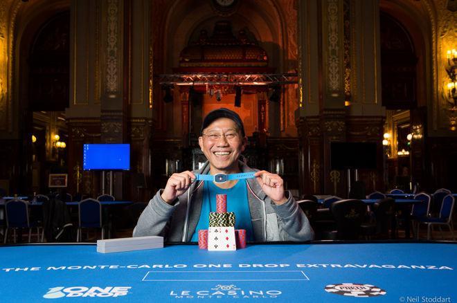 Paul Phua vence o € 100.000 Monte Carlo One Drop Extravaganza/CardPlayer.com.br