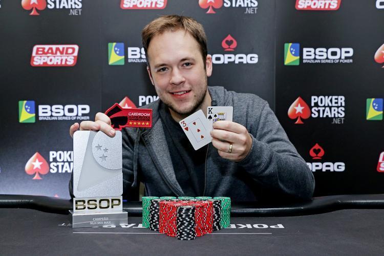 """Luan """"pseudo fruto"""" Felipe é campeão do Battle Royale/CardPlayer.com.br"""