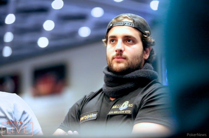 João Simão faz FT no High Roller do Caribbean Poker Party/CardPlayer.com.br