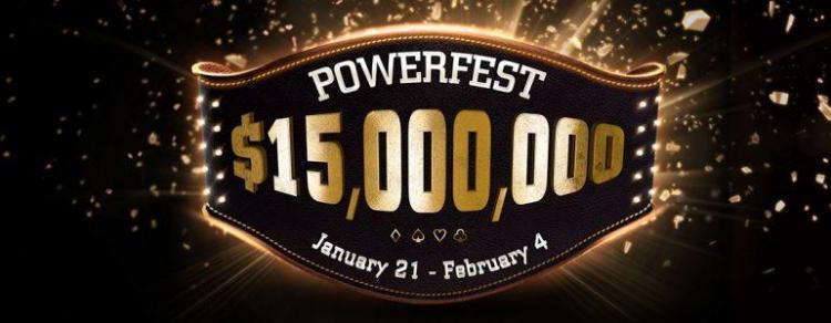Powerfest do partypoker retorna no próximo domingo/CardPlayer.com.br