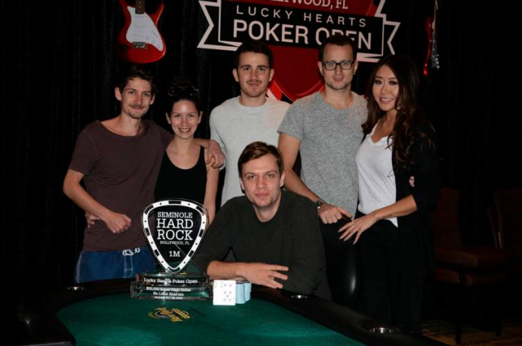 Stefan Schillhabel é campeão do Super High Roller do WPT Lucky Hearts Poker Open/CardPlayer.com.br