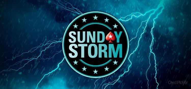 Brasileiros fazem dobradinha no Sunday Storm/CardPlayer.com.br