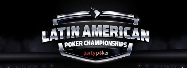 partypoker realiza últimos satélites para o Latin American Poker Championships/CardPlayer.com.br