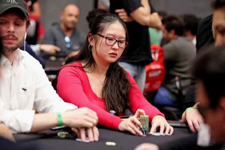 "Patrícia ""PatchK"" Kim é vice do Mini Sunday Million/CardPlayer.com.br"