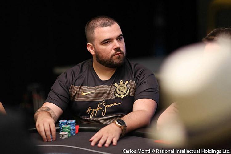 Pedro Padilha supera grandes nomes do poker mundial para cravar $530 Daily Supersonic/CardPlayer.com.br