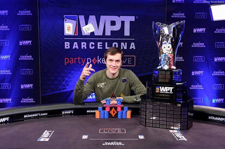 Vitalijs Zavorotnijs vence Main Event do WPT Barcelona/CardPlayer.com.br