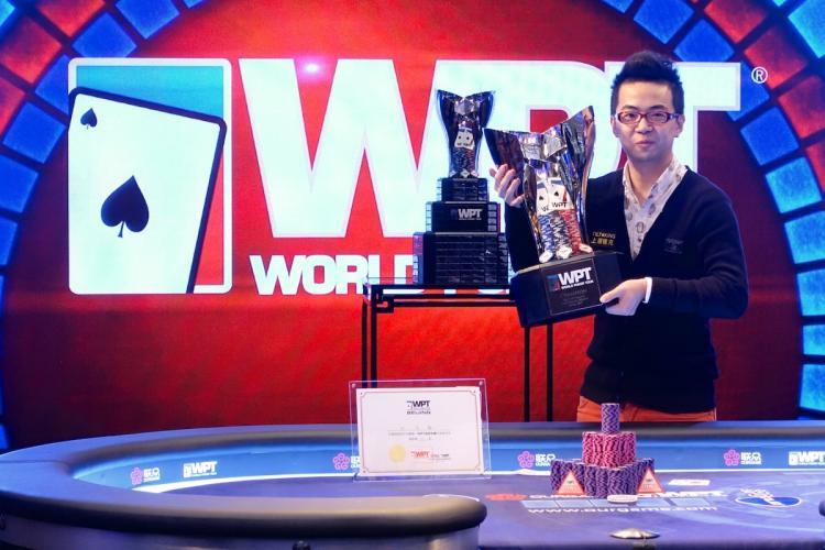 Pete Chen conquista o título do WPT Pequim /CardPlayer.com.br