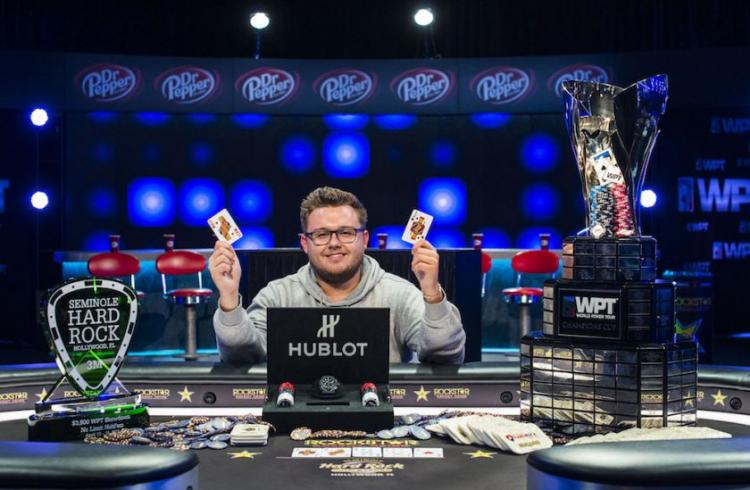 "Scott ""Aggro Santos"" Margereson vence WPT Seminole Hard Rock Poker Showdown/CardPlayer.com.br"