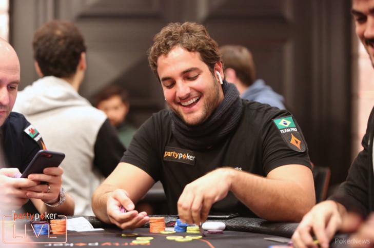 Com cravada no Evento 48-H do SCOOP, João Simão conquista tríplice coroa do PokerStars/CardPlayer.com.br