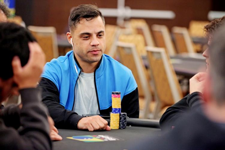 "Thiago ""dinovaldo"" Napoleão vence o The Title Fight do partypoker/CardPlayer.com.br"