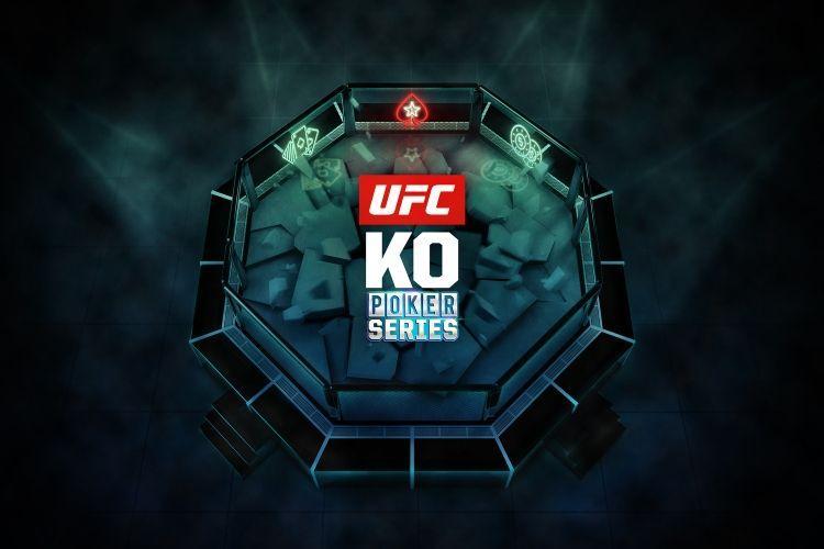 PokerStars lança UFC KO Poker Series /CardPlayer.com.br