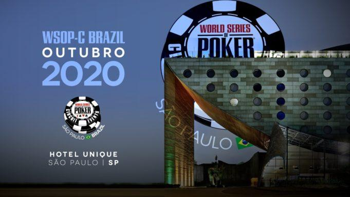 WSOP Circuit anuncia retorno a São Paulo em 2020/CardPlayer.com.br
