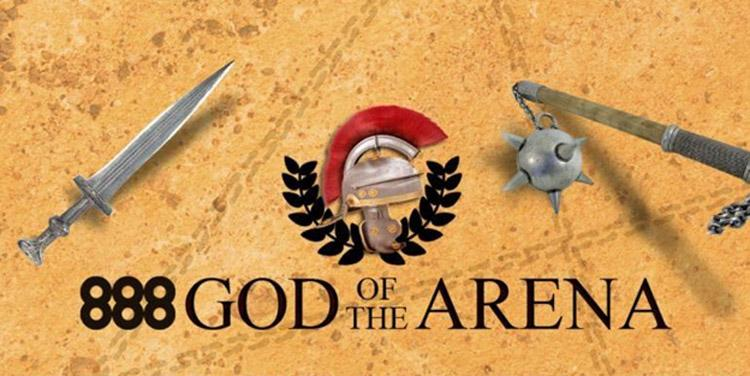 RECAP - God of the Arena termina com garantido de $1 milhão GTD no Main Event/CardPlayer.com.br