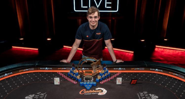 Filipe Oliveira crava Caribbean Poker Party e fatura US$ 1,5 milhão/CardPlayer.com.br