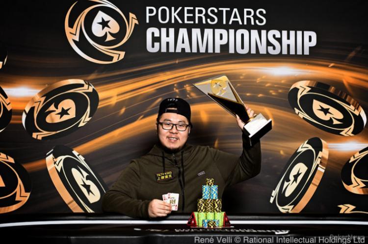 Após acordo, Danny Tang fica com o título do último high roller do PSC Praga/CardPlayer.com.br