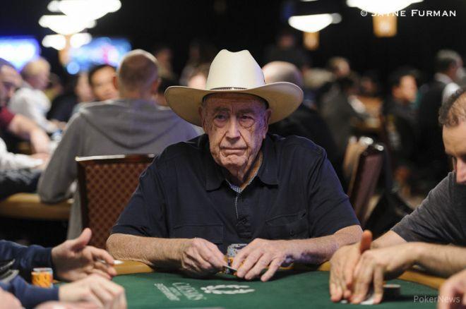 Doyle Brunson é eleito para Hall da Fama dos esportes universitários no Texas/CardPlayer.com.br