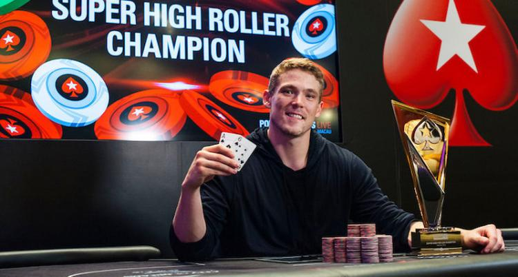 Alex Foxen é campeão do Super High Roller do APPT Macau/CardPlayer.com.br