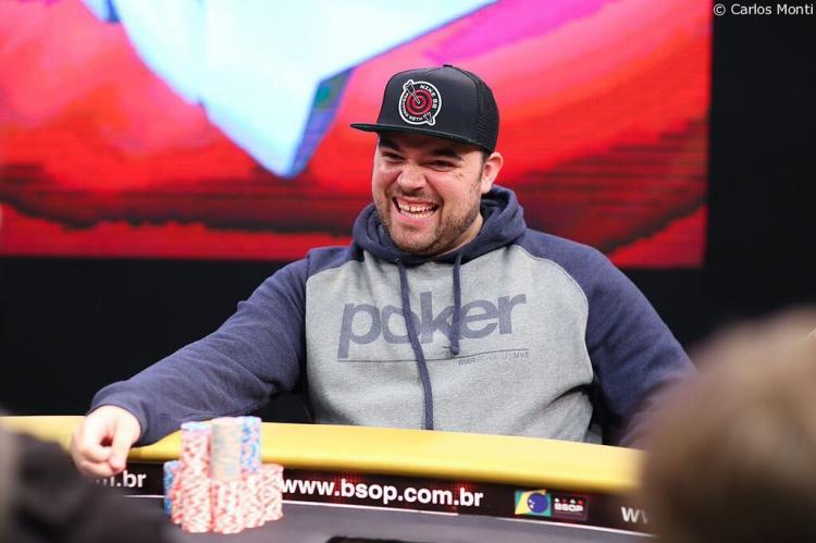 "Pedro ""zidanilo20"" Padilha apronta no partypoker/CardPlayer.com.br"