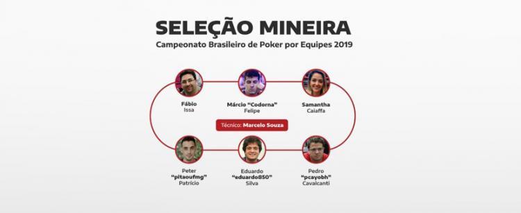 Federação Mineira divulga convocação para o Campeonato Brasileiro por Equipes/CardPlayer.com.br