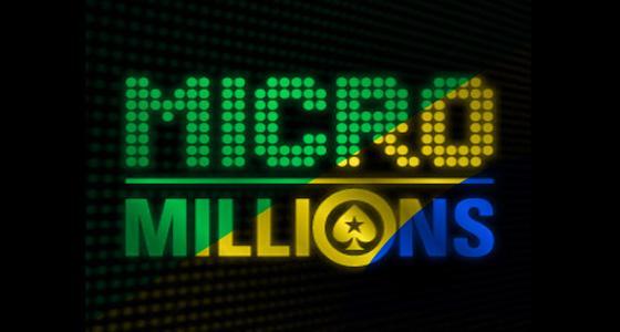 """""""FUTESURF"""" e """"BlinDera"""" vencem no MicroMillions/CardPlayer.com.br"""