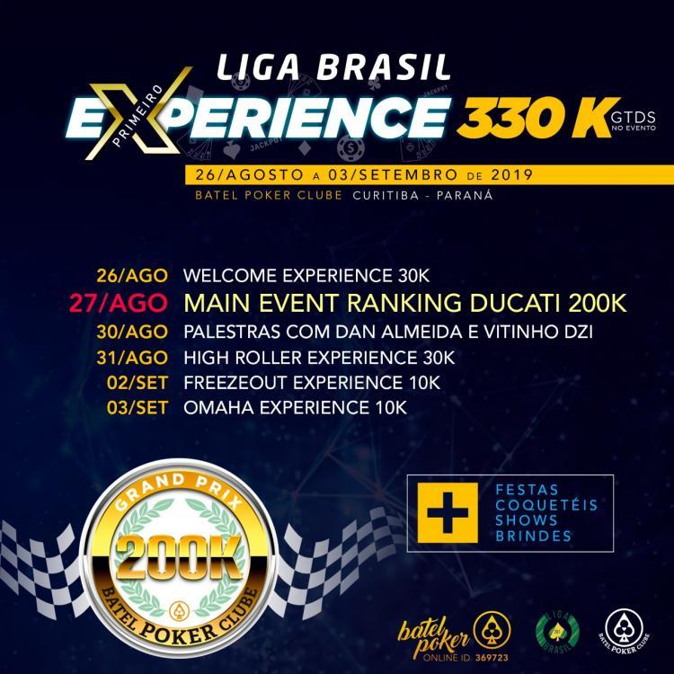 Liga Brasil do PPPoker une forças com Batel Clube para organizar megaevento em Curitiba/CardPlayer.com.br
