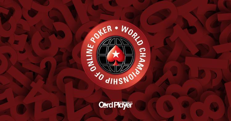 Os números do WCOOP 2018/CardPlayer.com.br