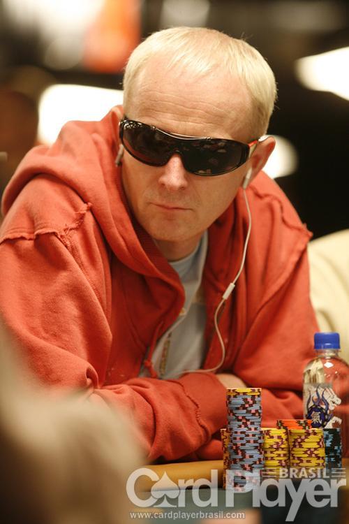 """Britânico Dave """"El Blondie"""" Colclough morre aos 52 anos/CardPlayer.com.br"""