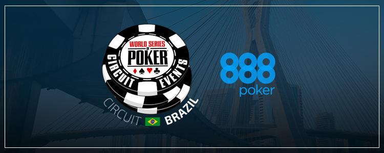 Crazy Eights do WSOP Circuit Brasil vai distribuir vários prêmios/CardPlayer.com.br