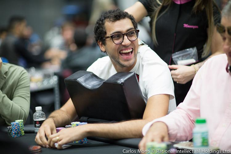 "Rafael ""GM_VALTER"" Moraes é vice do $530 Bounty Builder High Roller/CardPlayer.com.br"