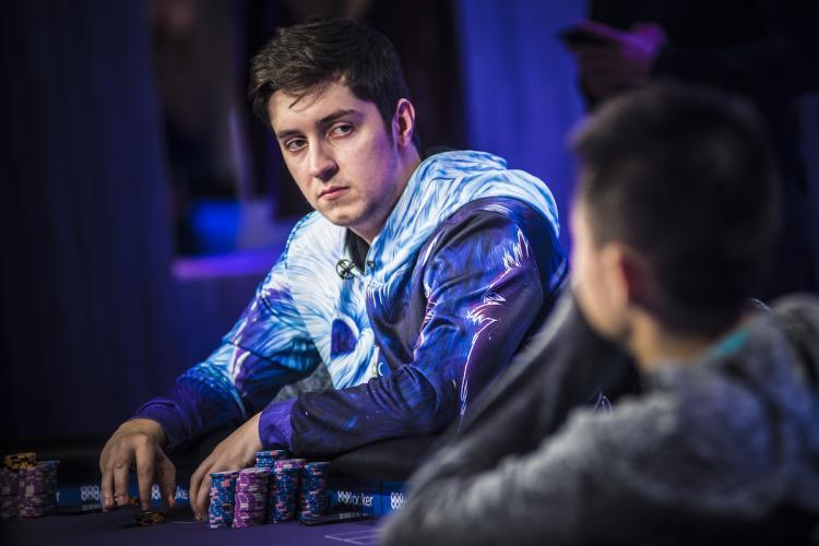 """""""Eu não esperava estar no nível que estou agora"""", conta Ali Imsirovic/CardPlayer.com.br"""