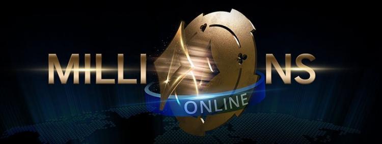 partypoker MILLIONS Online 2018 vai ter premiação de US$ 20 milhões/CardPlayer.com.br