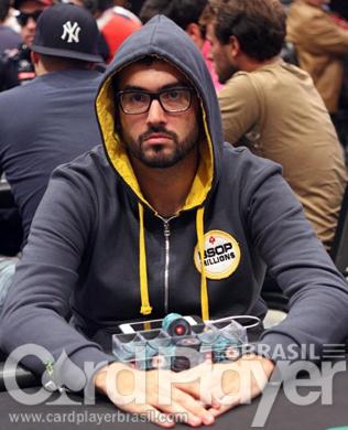 Victor Sbrissa conquista o título do Hot $55/CardPlayer.com.br